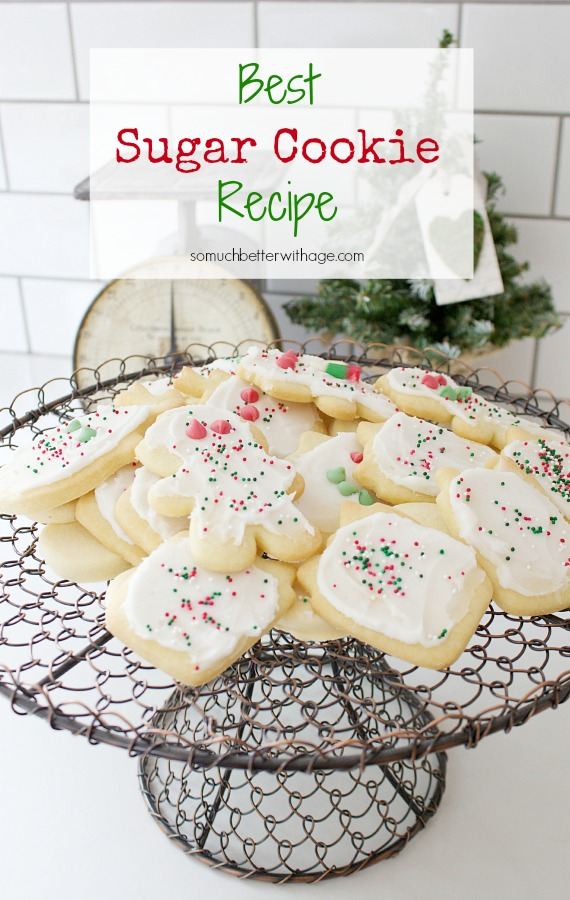 Best sugar cookie recipe - So Much Better With Age