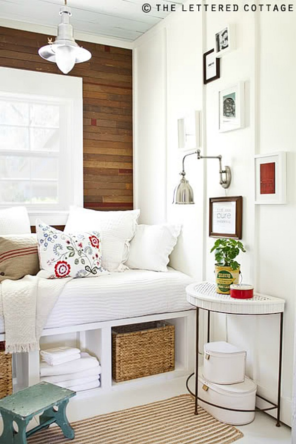 15 Cozy Napping Spots / The Lettered Cottage - So Much Better With Age