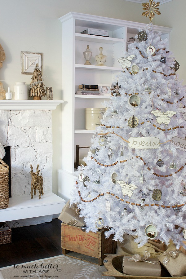 Vintage Christmas House Tour | Holiday Housewalk