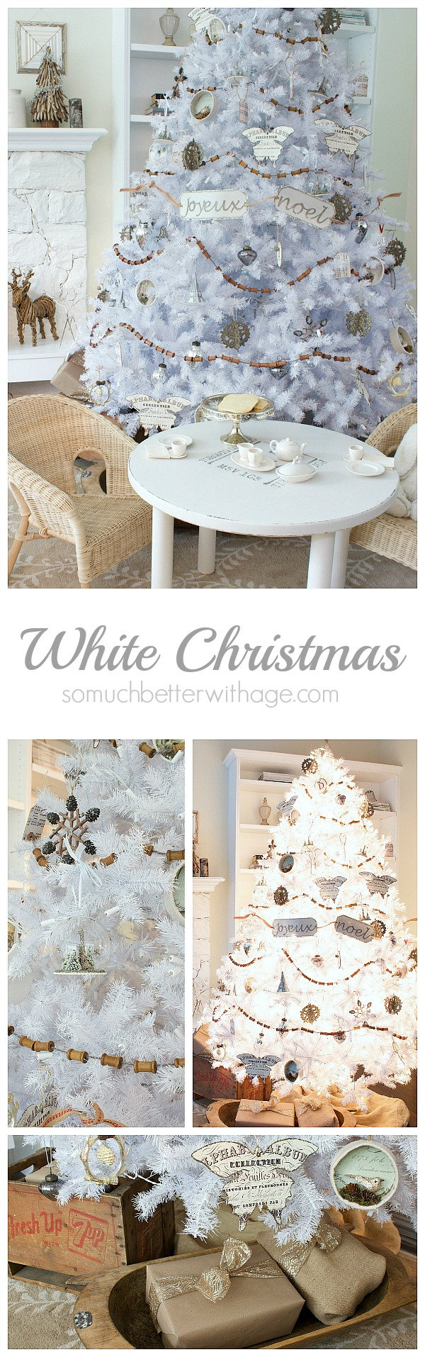 Dreaming of a White Christmas - So Much Better With Age