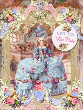 Let us eat cake princess party / princess invites - So Much Better With Age