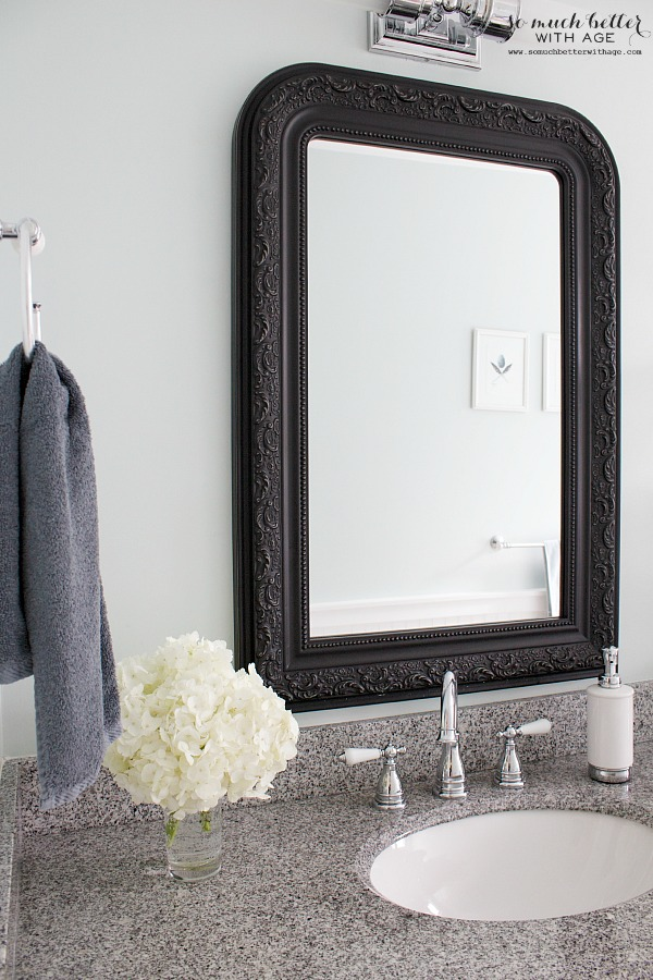 New bathroom faucet from Pfister | somuchbetterwithage.com