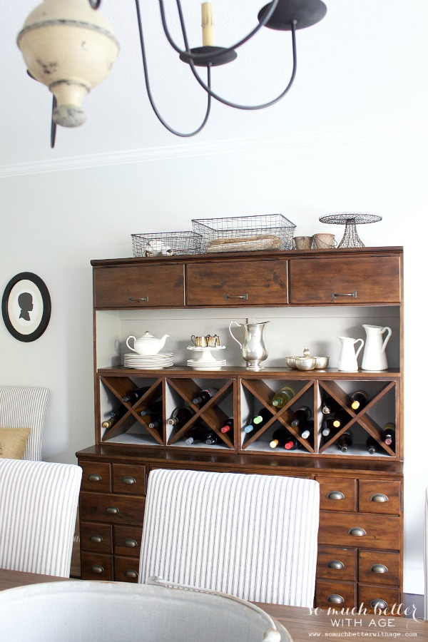 Get my dining room look | somuchbetterwithage.com