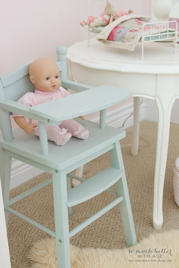 Little doll Highchair & Funny Story / So Much Better With Age