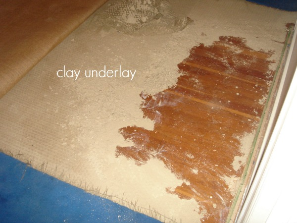 Our old old house, 90-year-old Tudor house tour / clay underlay on floor - So Much Better With Age