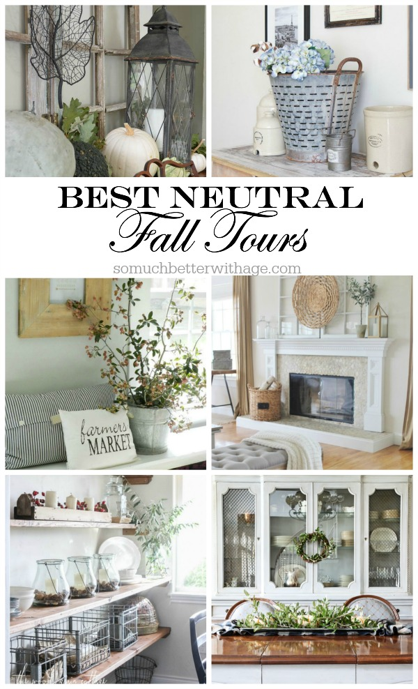 Best neutral fall tours | somuchbetterwithage.com