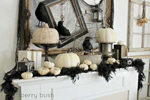 Vintage Halloween / Craftberry Bush - So Much better With Age