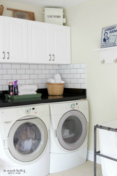 Laundry Room Luxury
