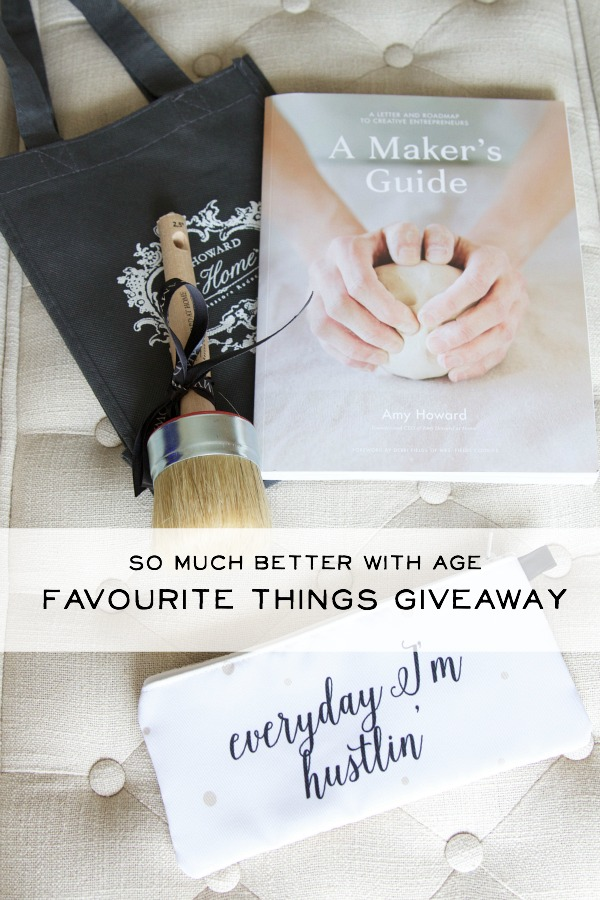 Anthropologie / My favourite things list & giveaway | somuchbetterwithage.com