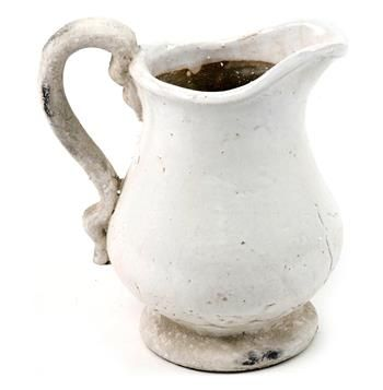 Antique looking pitcher.