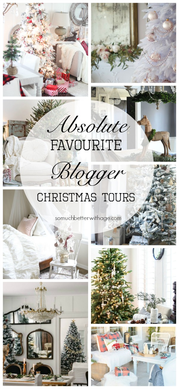 Absolute Favourite Blogger Christmas Tours - So Much Better With Age