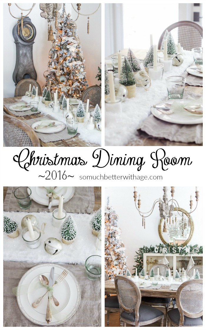 christmas-dining-room-2016 - So Much Better With Age