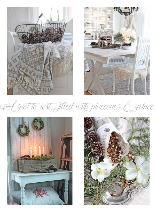Simply Shabbilicious Christmas 2015 - Vibeke Design - So Much Better With Age