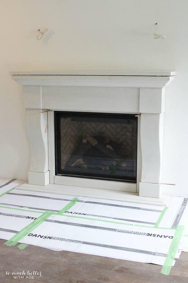 Fabulous Limestone Fireplaces / concrete-fireplace - So Much Better With Age