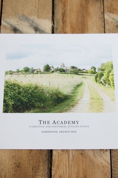 Heather Bullard's The Academy in France