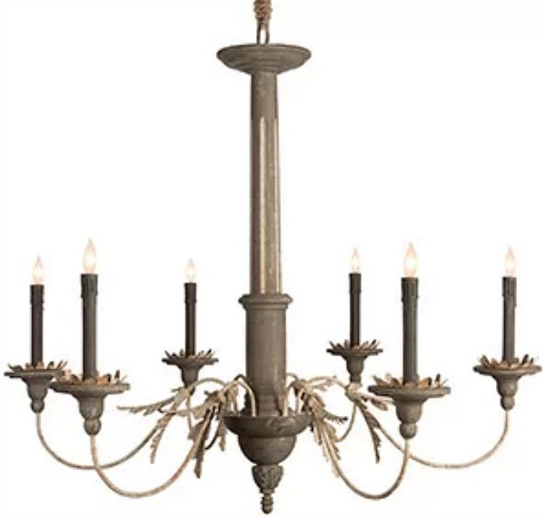The Most Gorgeous French Chandeliers / Landini - So Much Better With Age