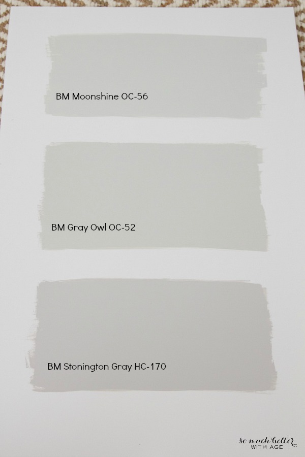 How To Pick White Grey Paints Benjamin Moore