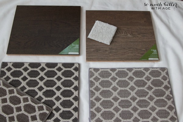How to Pick White and Grey Paint Colors/Dansk engineered flooring - So Much Better With Age