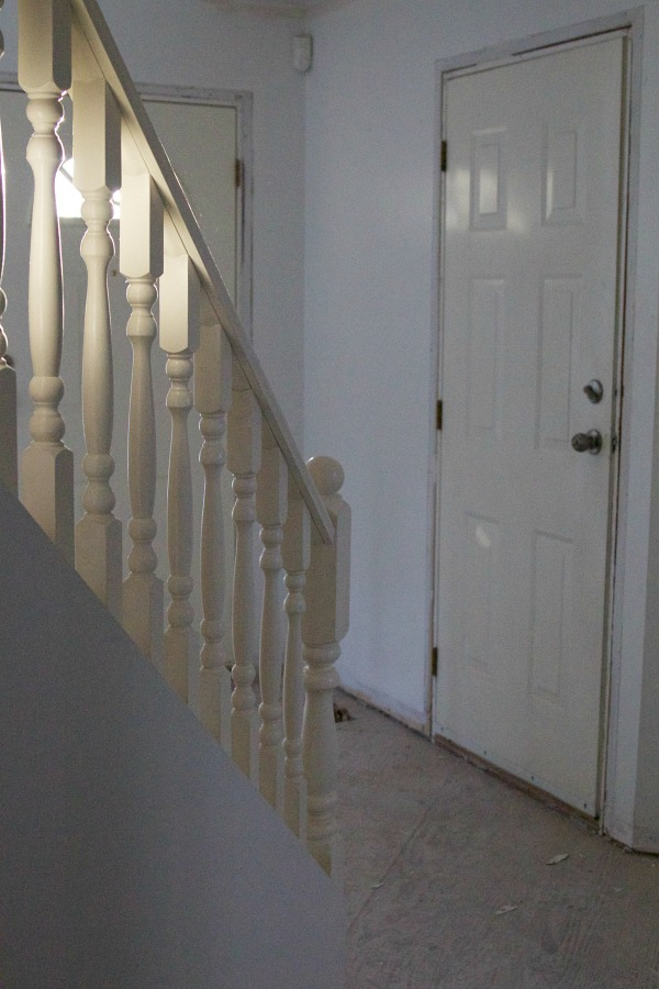 I Love Drywall / railing - So Much Better With Age
