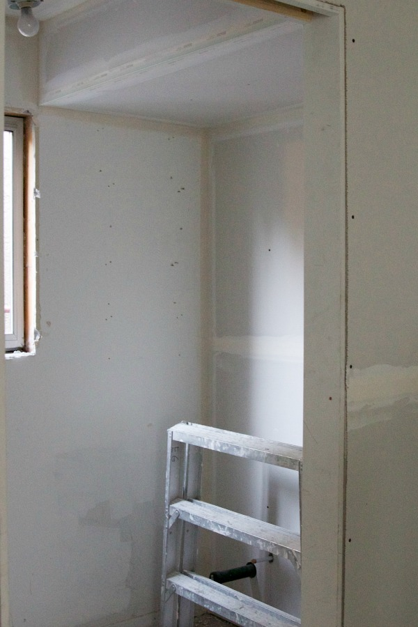 I love drywall / stepladder - So Much Better With Age