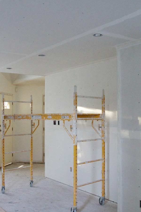 Drywall / renovations