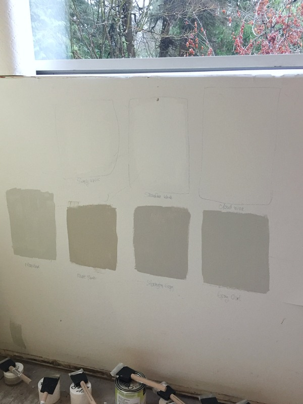 How to Pick White and Grey Paint Color/paint colors on wall - So Much Better With Age