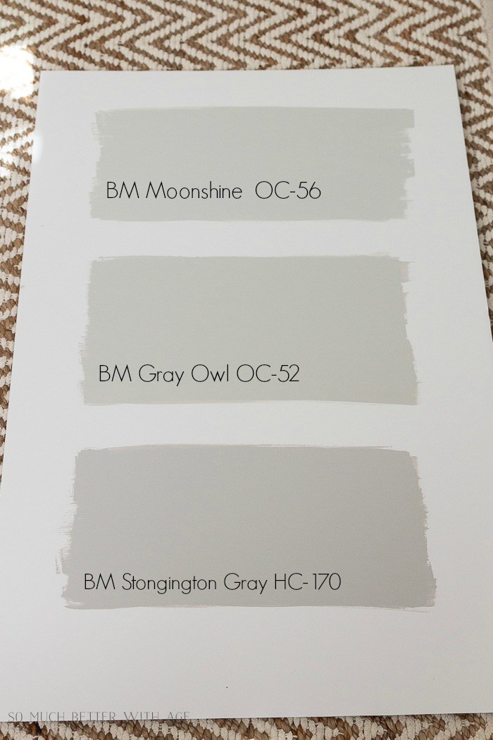 How To Pick White And Grey Paint Colors So Much Better