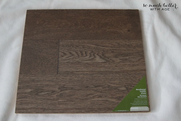 Dansk Monterey Wire Brushed Weathered Saddle Oak flooring