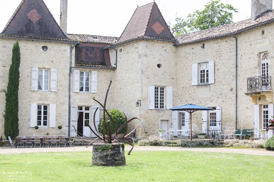 My time in France at Chateau Mondesir, 13th century Chateau / picturesque countryside - So Much Better With Age