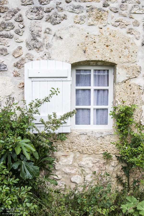 My time in France at Chateau Mondesir, 13th century Chateau / countryside window - So Much Better With Age