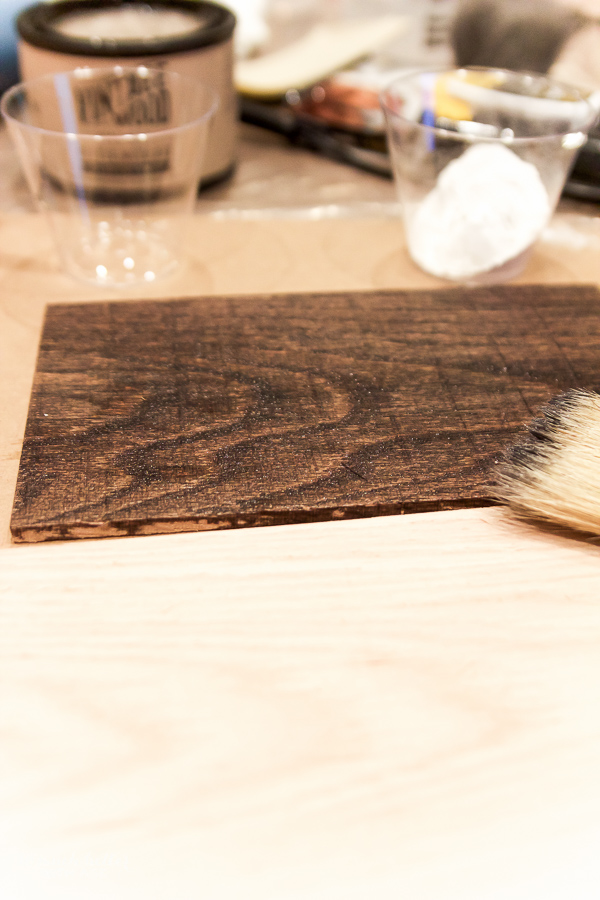 Haven Conference & making business cards that stand out / staining wood - So Much Better With Age