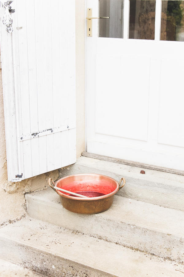 Photography And Styling Workshop / copper pot on stairs - So Much Better With Age