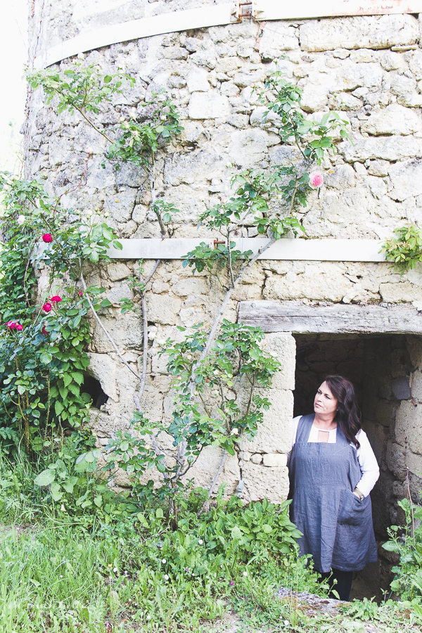 Photography And Styling Workshop / stone doorway in France - So Much Better With Age