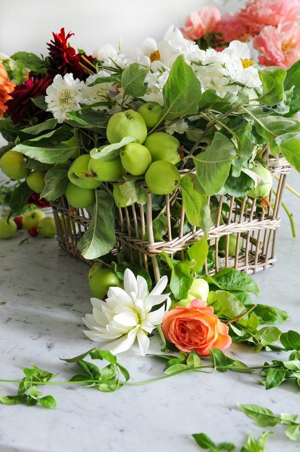 Floral styling workshop with Tracey Ayton & Floralista - So Much Better With Age