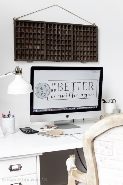 Rebranding and My Office