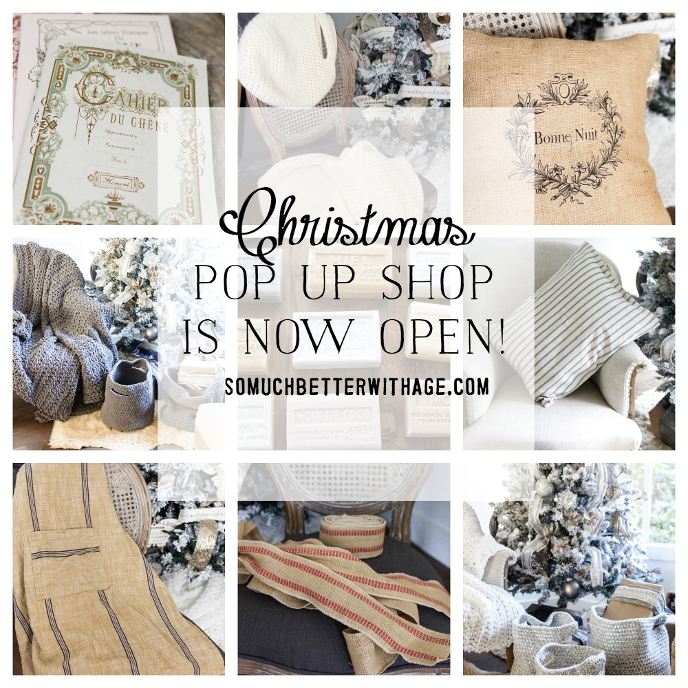 Christmas Online Pop Up Shop Now Open!