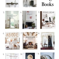 My Favorite Interior Design Books