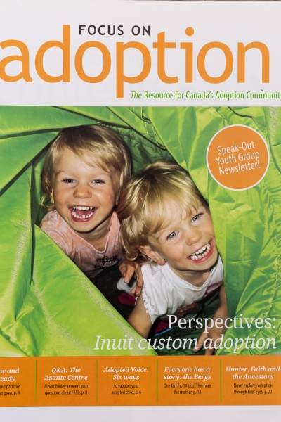 Published in Focus on Adoption