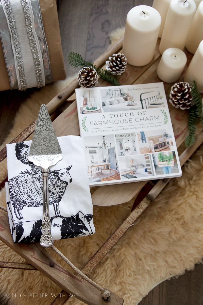 A Touch of Farmhouse Charm - The Perfect Christmas Gift