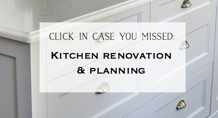 Kitchen Renovation & Planning - So Much Better With Age