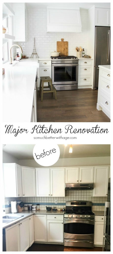 Major Kitchen Renovation