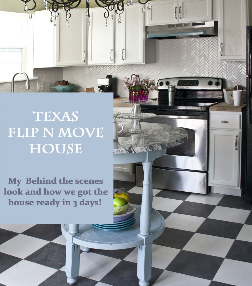 Cedar Hill Farmhouse - Texas Flip n Move House