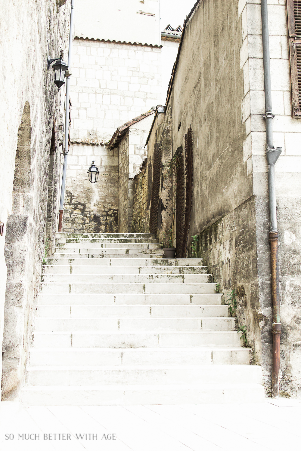 Perigueux, France - Practicing Photography