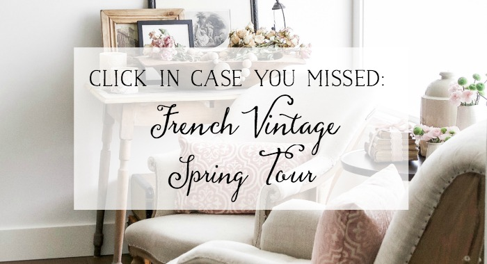 French Vintage Spring Tour