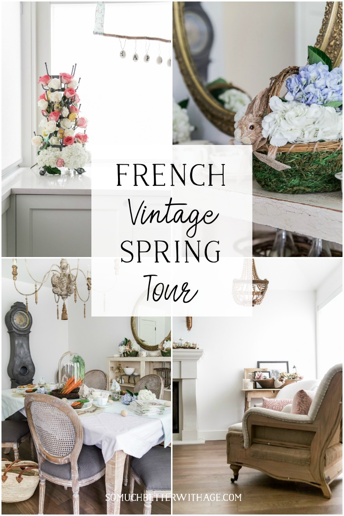 French Vintage Spring Tour - So Much Better With Age