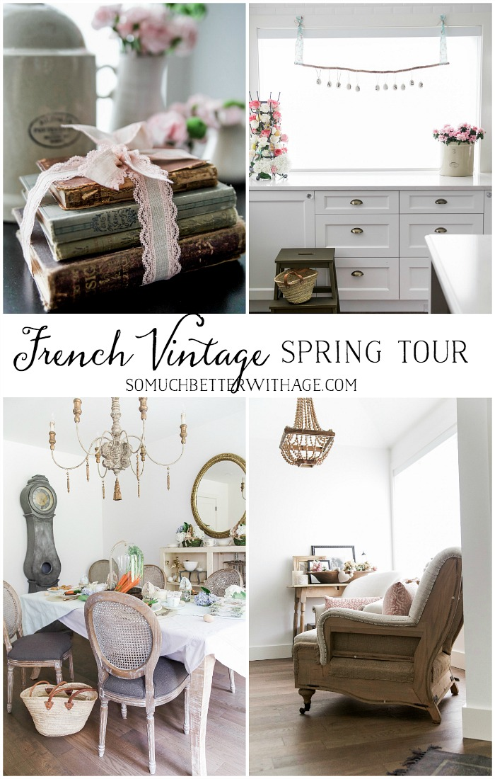 French Vintage Spring Tour by So Much Better With Age