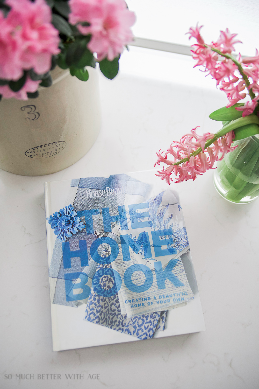 House Beautiful - The Home Book (What Motivated Me to Start A Blog)