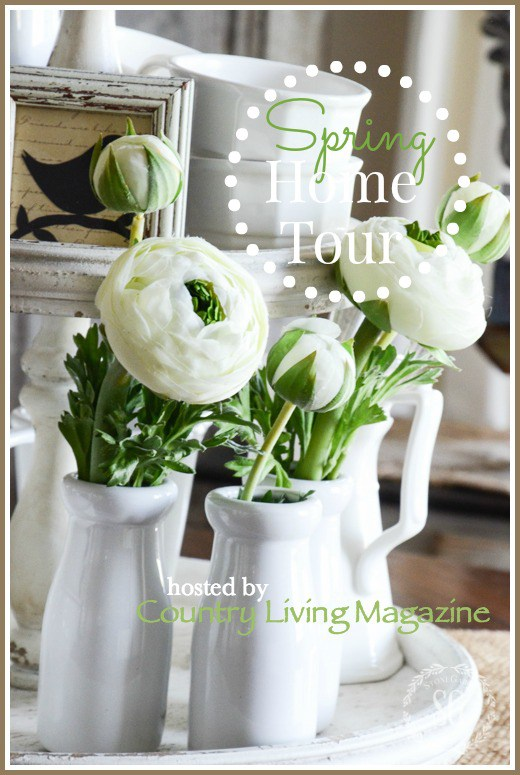 Stone Gable - Spring Home Tour