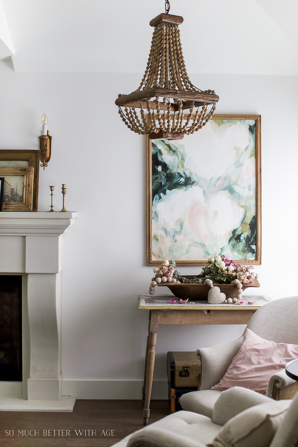 So Much Better With Age - How to Choose Art with a French Vintage Vibe