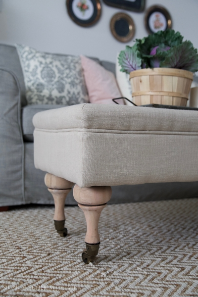 How to Easily Update Furniture Legs